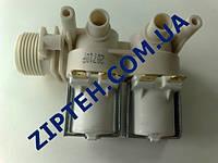 Клапан подачи воды (заливной) для стиральной машинки Indesit двойной 2/90 под клемы