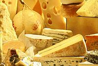 Сыр и масло из Европы
