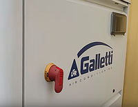 Промышленный чиллер Galletti LCE