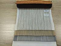 Римские шторы модель Призма ткань Тюль рейн, фото 1