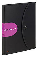 Exafolio Папка-конференц с блокнотом и 6 разделителями