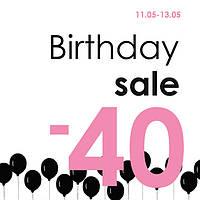 Birthday Sale!