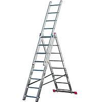 Лестница универсальная Krause Corda 3x8