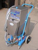 Криогенное оборудование для промышленной чистки (Бластер)
