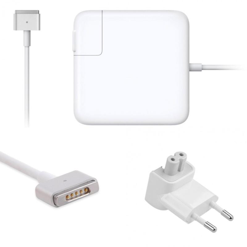 Зарядное устройство Techo для Apple Macbook 4.6A 18.5 V 85w MagSafe2 T Pin
