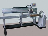 Установка для автоматической дуговой сварки кольцевых швов гидроцилиндров.