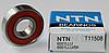 Подшипник генератора 12х28х8 (SNR 6201LLU/5K)