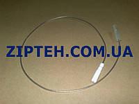 Свеча поджига для газовой плиты Whirlpool 481225268094 (C000312261) L=450mm