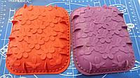 Силиконовая форма для тортов и кексов Ромашки.
