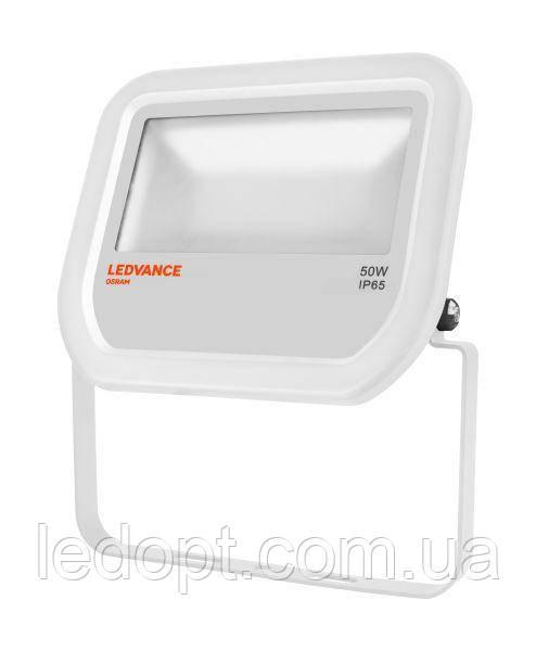 Светодиодный прожектор LEDVANCE OSRAM 50W 3000К IP65 White