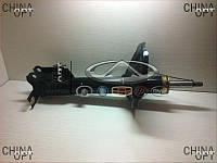 Амортизатор задний правый, 1400618180, Джили СК1, СК2, СК1Ф, СК, газомасляный, АFTERMARKET - 1400618180