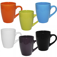 Чашка керамика 300 мл Микс SNT 4162-5