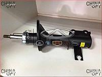 Амортизатор передний левый, 1400516180, Джили СК1, СК2, СК1Ф, СК, газомасляный, АFTERMARKET - 1400516180