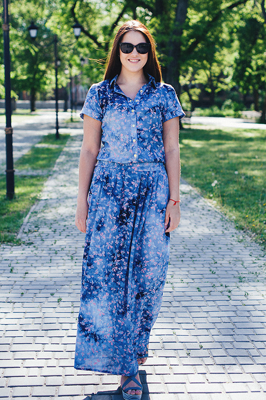 7b8348200bb Платье летнее большого размера легкое из хлопка - Фабрика женской одежды