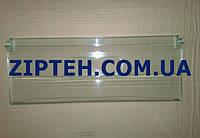 Дверка (панель) ящика морозильной камеры для холодильника Snaige D320.022 серая оригинал