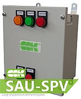 Шкафы управления вентиляторами SAU-SPV-5,50-8,00