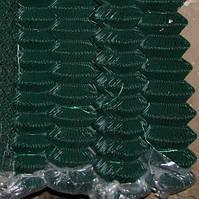 Сетка рабица оц/пвх 50х50х1,9/3(1,2х10), фото 1