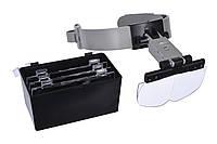 Лупа бинокулярная Magnifier 81002 3.5x