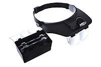 Лупа бинокулярная Magnifier 81001-A 3.5x