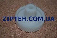 Шестерня для мясорубки Delfa/Saturn (D=47,5mm/17,5mm,Z=54/16 косых/прямых зубов,с металлической втулкой)