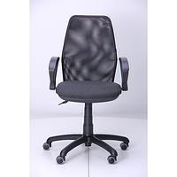 Кресло Oxi АМФ-4, сиденье Квадро-02, спинка Сетка черная (AMF-ТМ)