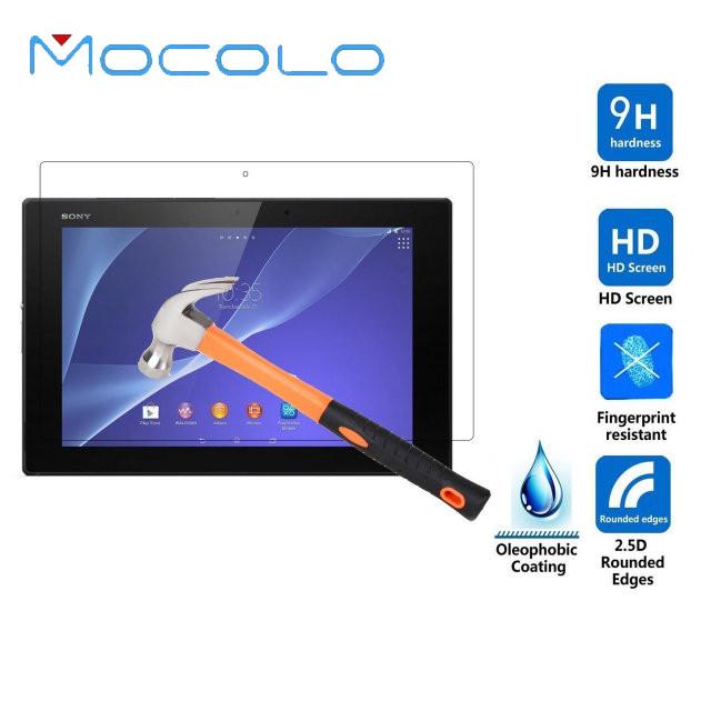 Защитное стекло Mocolo 2.5D 9H для Sony Z2 Tablet 10.1