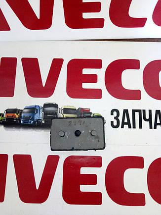 Подушка передней рессоры под металл (нижняя) EVRO lll, Iveco BC0814, фото 2