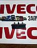 Подушка передней рессоры под металл (нижняя) EVRO lll, Iveco BC0814