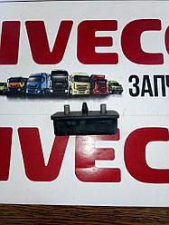 Подушка передней рессоры под металл (нижняя) EVRO lll, Iveco