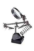 Увеличительное стекло JM-506 60 мм 2,5х с подставкой