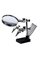 Увеличительное стекло Magnifier 16129 90 мм 3x