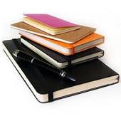Блокноты, ежедневники, алфавитники, записные книжки