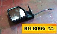 Зеркало заднего вида левое б/у Fiat Scudo, Фиат Скудо