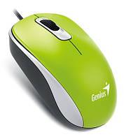 Мышка GENIUS DX-110 USB, Green