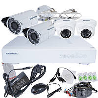 SAV KIT 4 MIX DVR КОМПЛЕКТ