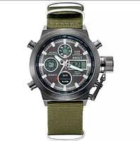 Мужские армейские часы AMST 3003 Mountain Green