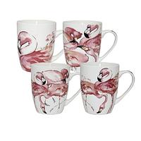 Чашка керамика 360 мл Фламинго SNT 559-04