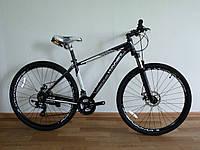 "Велосипед WINNER IMPULSE 29"", рама 22"", черно-белый"