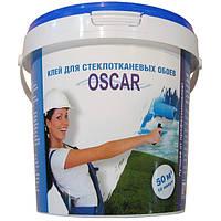 Клей для стеклотканевых обоев Oscar (сухой) 200гр(пачка)