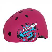 Защитный шлем Tempish Skillet Z фиолетовый /M