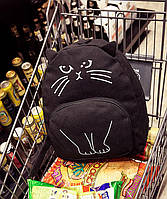Рюкзак для девушки с ушками кошки