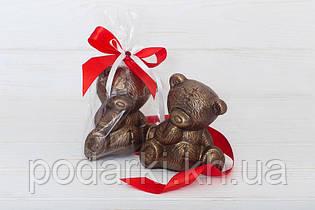 Шоколадный Мишка Тедди для девушки на 14 февраля