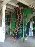 Производство гранулы (пеллеты)