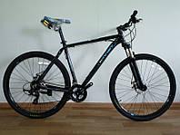 """Велосипед WINNER IMPULSE 29"""", рама 20"""", черно-синий"""