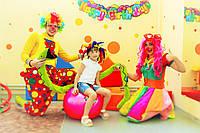 Клоуны на день рождения в Харькове.