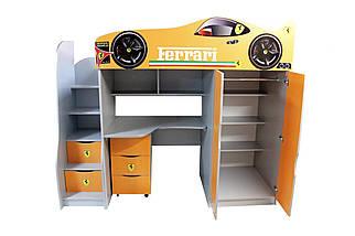 Кровать - комната №1 с комодом 3, фото 2