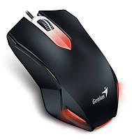 Мышка GENIUS X-G200 USB Gaming Black