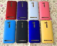 Пластиковый чехол накладка Alisa для Asus ZenFone Go (ZB500KL) (8 цветов)