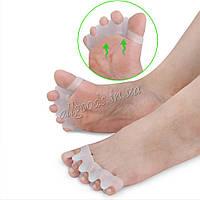 Корректор выпрямитель пальцев ног. 1 пара