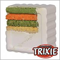 Мел с овощными палочками для грызунов TRIXIE
